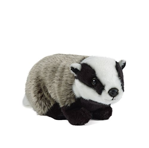 1 X Badger DeLuxe Plush Soft Toy ()