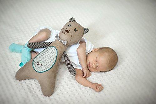 Myhummy Szumisie Filbert White Noise Teddy With Sleep