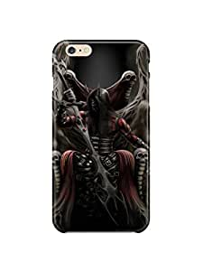 """i6p 0617 dark reaper Glossy Case Cover For IPHONE 6 PLUS (5.5"""") by Maris's Diary"""