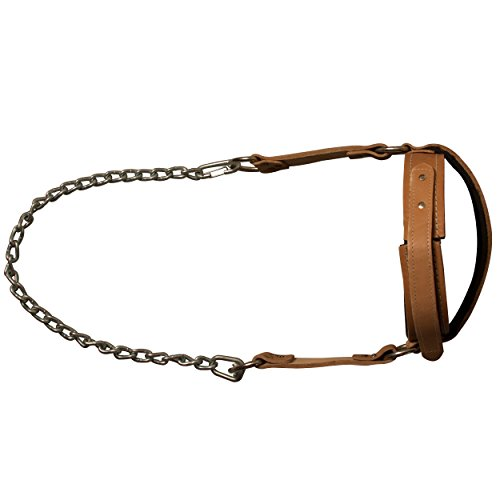Body-Solid MA307V Leather Head Harness