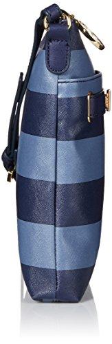 Hilfiger Bag Crossbody Navy Helen Blue Tommy French HqvSz