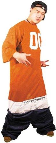 WMU Morris Costumes Halloween Party tighty Whitey -