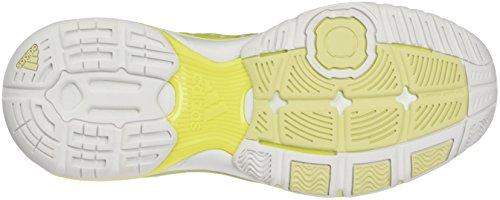 Balonmano W Ftwr White de para Utility Ice Amarillo Yellow Adidas Zapatillas Black Stabil Mujer Court xqgwFqC4