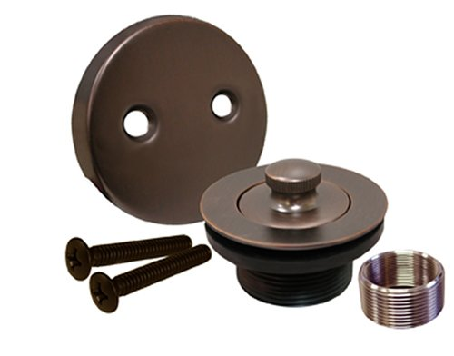 Plumbest B51-55RB Lift and Turn Bath Waste Conversion Kit, Oil Rubbed Bronze Jones Stephens