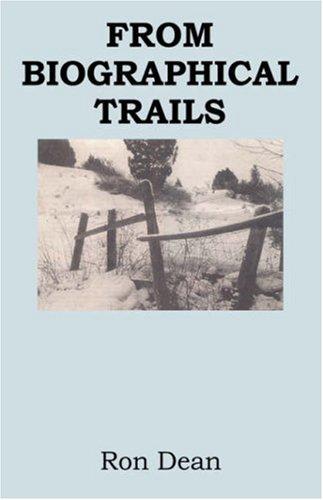 From Biographical Trails: Amazon.es: Dean, Ron: Libros en ...