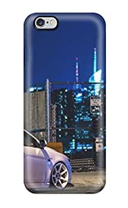 Snap-on Mitsubishi Evolution X Case Cover Skin Compatible With Iphone 6 Plus
