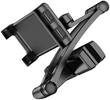 回転したカーシートヘッドレストマウント、車の座席タブレットブラケット車のヘッドレスト背面ブラケットカー用品後部座席ストレッチブラケット