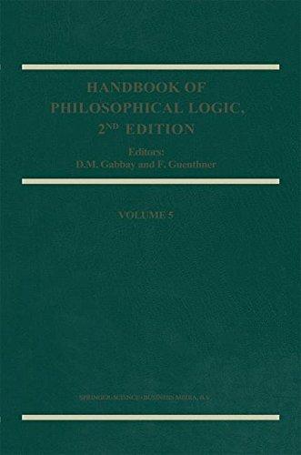Read Online Handbook of Philosophical Logic pdf