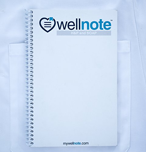 Medicine History and Physical H&P and SOAP Notebook for a Perfect Presentation by Wellnote by WellNote (Image #6)