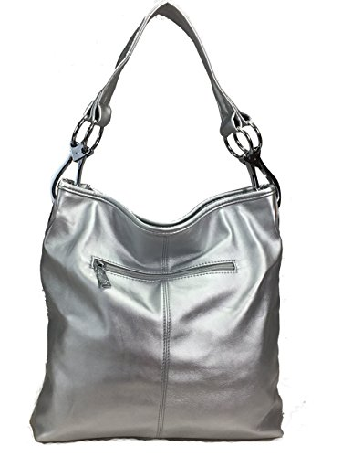 Gem Zzfab Shoulder Silver Hobo Bag Strap with Sparkle Chevron Rhinestone Extra TT5xO