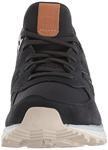 New Trainers Balance Women's 574 Black HwPpvH