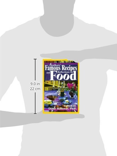 Authors' Famous Recipes and Reflections on Food (Spanish Edition)