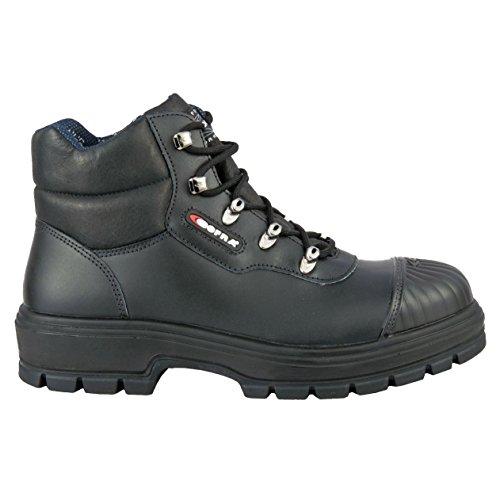 """Cofra 82491–000.w39taglia 39s3HRO CR SRC """"New Sheffield Scarpe di sicurezza, colore: nero"""