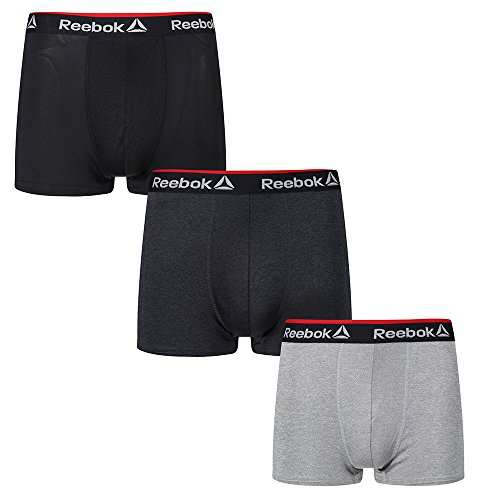Reebok Men's Redgrave Underwear, Multi-Coloured, Small