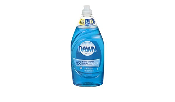 Dawn Ultra lavavajillas Liquid Original Scent | platos más ...