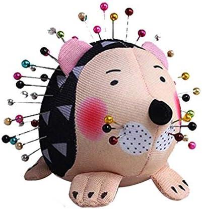 Yosoo123 Needle Pin Cushion DIY Handcraft Tool Set Stitch Pincushion with Sewing Thread Accessories