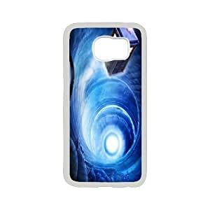 Custom Doctor Who poster phone Case CoveFor Samsung Galaxy S6 SM-G920 XXM9142086
