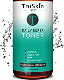 DAILY Facial SUPER Toner for All Skin Types, With