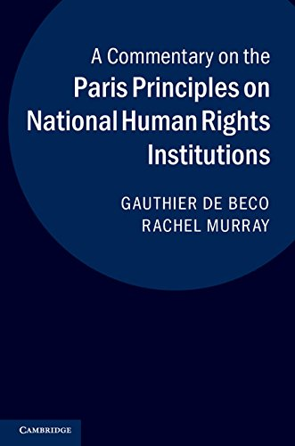 Download A Commentary on the Paris Principles on National Human Rights Institutions Pdf