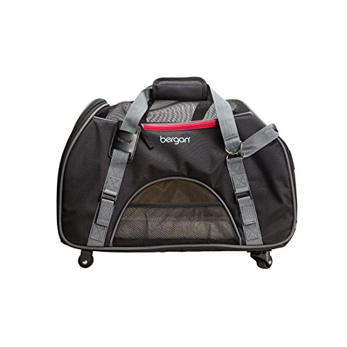 Bergan Wheeled Comfort Pet Carrier ()