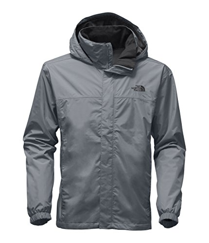 The North Face Men's Resolve 2 Jacket - Mid Grey & Mid Grey - XL