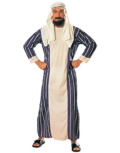 Rubie's Haunted House Collection Sheik Costume, White, One Size]()