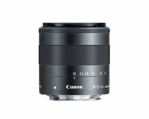 (Canon EF-M 18-55mm f3.5-5.6 Image Stabilization STM Compact System Lens)