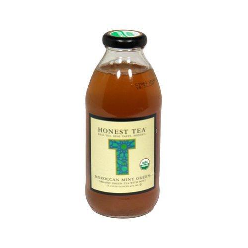 Honest Tea Organic Moroccan Mint Tea Bottle ( 12x16 OZ)