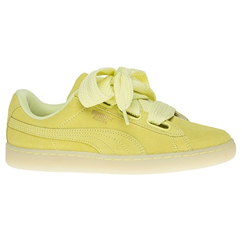 puma damen sneaker gelb