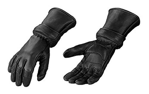 Deer Skin Motorcycle Gloves - 5