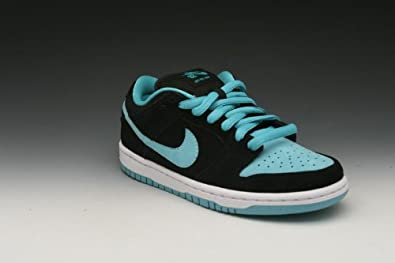 NIKE Dunk Low Pro SB (J-Pack Tiffany) Black Clear Jade 779634da2c
