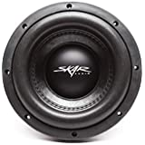 "Skar Audio VD-8 D4 8"" Dual 4 Ohm 600W Max Power Shallow Mount Car Subwoofer"
