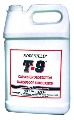 Boeshield T-9 Waterproof Lubrication 1 Gallone Jug by boeshield