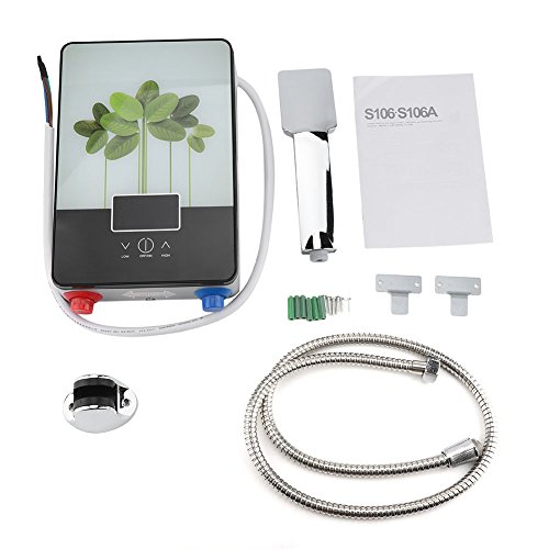 Water Heater Smart Tankless Boiler Advanced Flow Control Con
