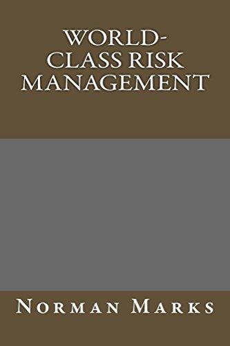 Amazon world class risk management ebook norman marks kindle world class risk management by marks norman fandeluxe Gallery