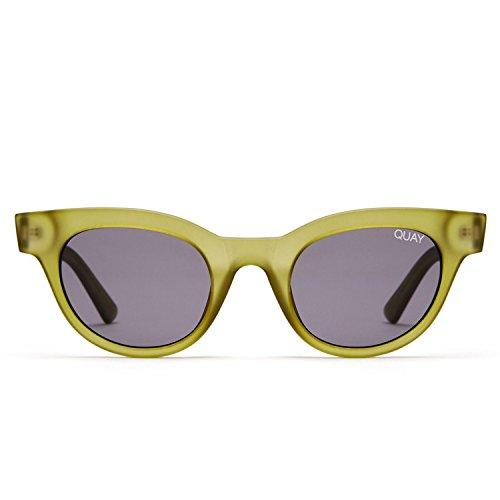 Quay Australia STAR STRUCK Women's Cat-Eye Sunglasses Quay Kylie - - Quay Kylie Sunglasses