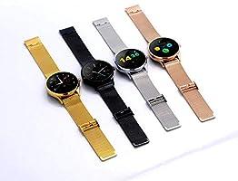 Magnet-Shop – k88h – Smart Watch/Acero Inoxidable/Bluetooth ...