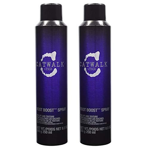 Tigi Catwalk Root Boost Styling Spray, 243ml each (2-pack)