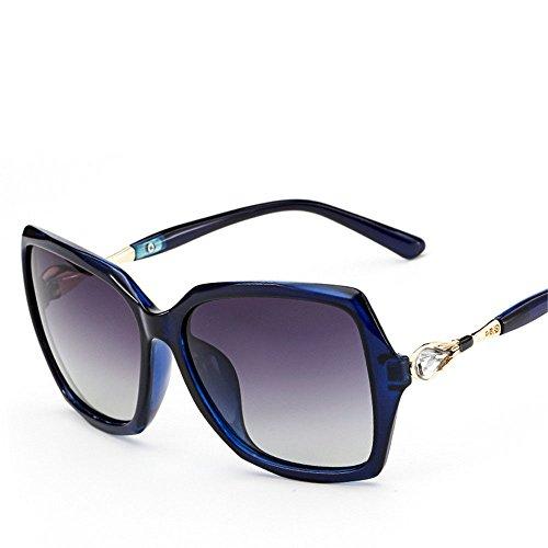 Chahua Dans les lunettes de soleil dans les lunettes, lunettes, grand coffret élégant