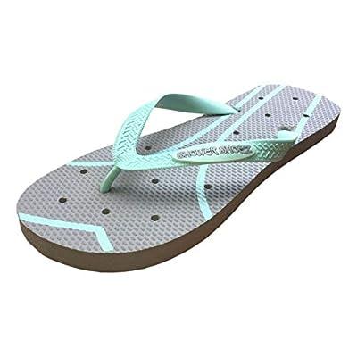 Shower Shoez Women's Non-Slip Pool Dorm Water Sandals Flip Flops | Flip-Flops