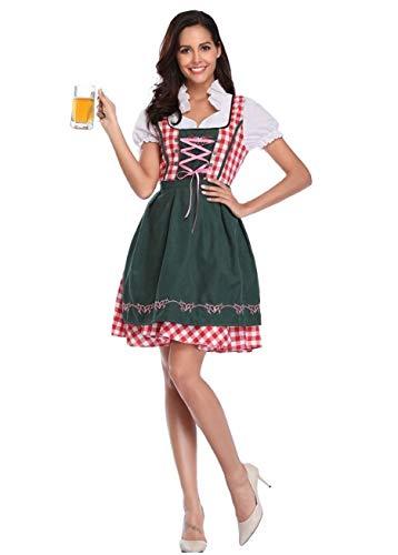 FairOnly Oktoberfest - Vestido de Fiesta para Mujer, diseño ...
