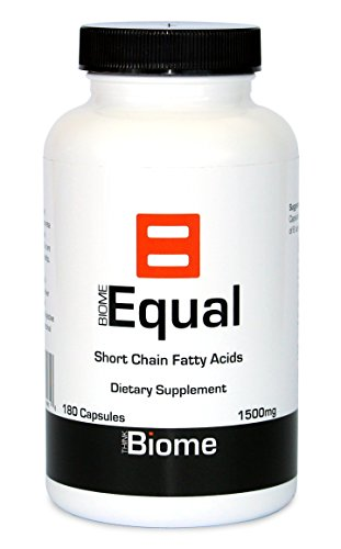 Biome Equal Butyrate Complete Postbiotic – Short chain fatty acids – 1500mg 180 Caps – ThinkBiome Review