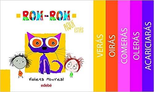 Ron-Ron Aquí Estás: Amazon.es: Monreal Díaz, Violeta, Monreal ...