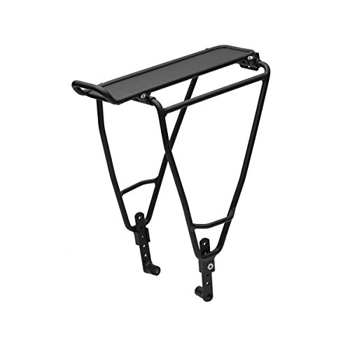 Rack Blackburn Rear (Blackburn Local Deluxe Bike Rack - Black)