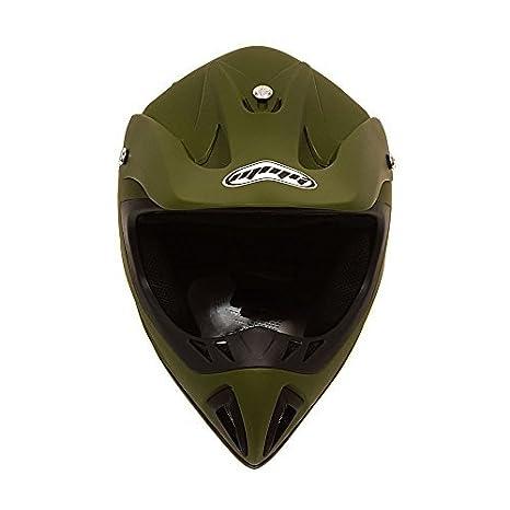 Amazon.com: Casco grande todoterreno ATV de motocicleta. MX ...