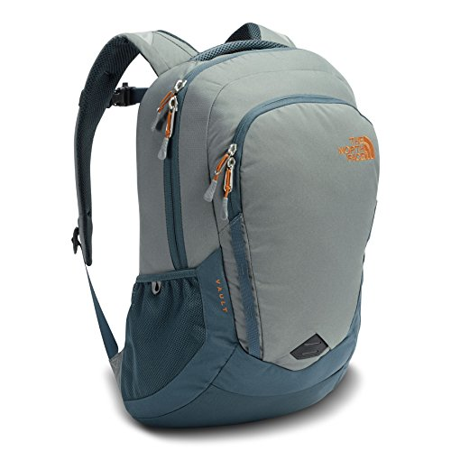 The North Face Vault Backpack - Sedona Sage Grey & Conquer B