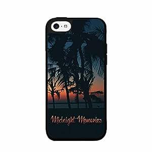 linJUN FENGMidnight Memories Plastic Fashion Phone Case Back Cover iPhone 5c