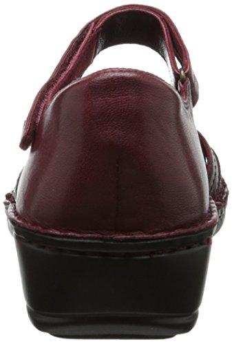 Aravon Aravon Leather Red Red Leather x8q7REYBw