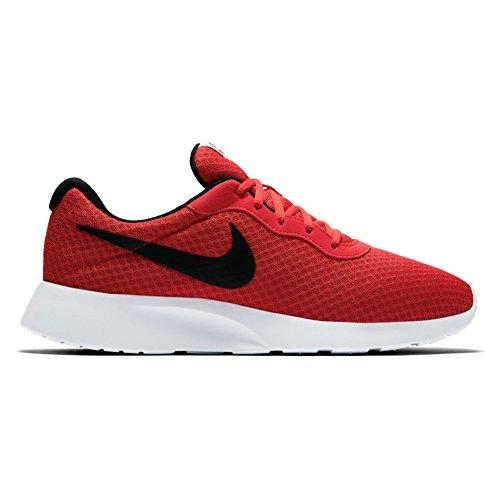 Nike Tanjun, Zapatillas de Deporte para Hombre Rouge (Black/brt Crimson/white)