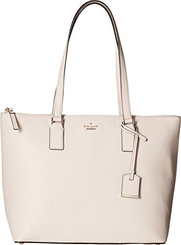 Kate Spade New York Women's Cameron Street Lucie Tote, Tusk, One Size by Kate Spade New York